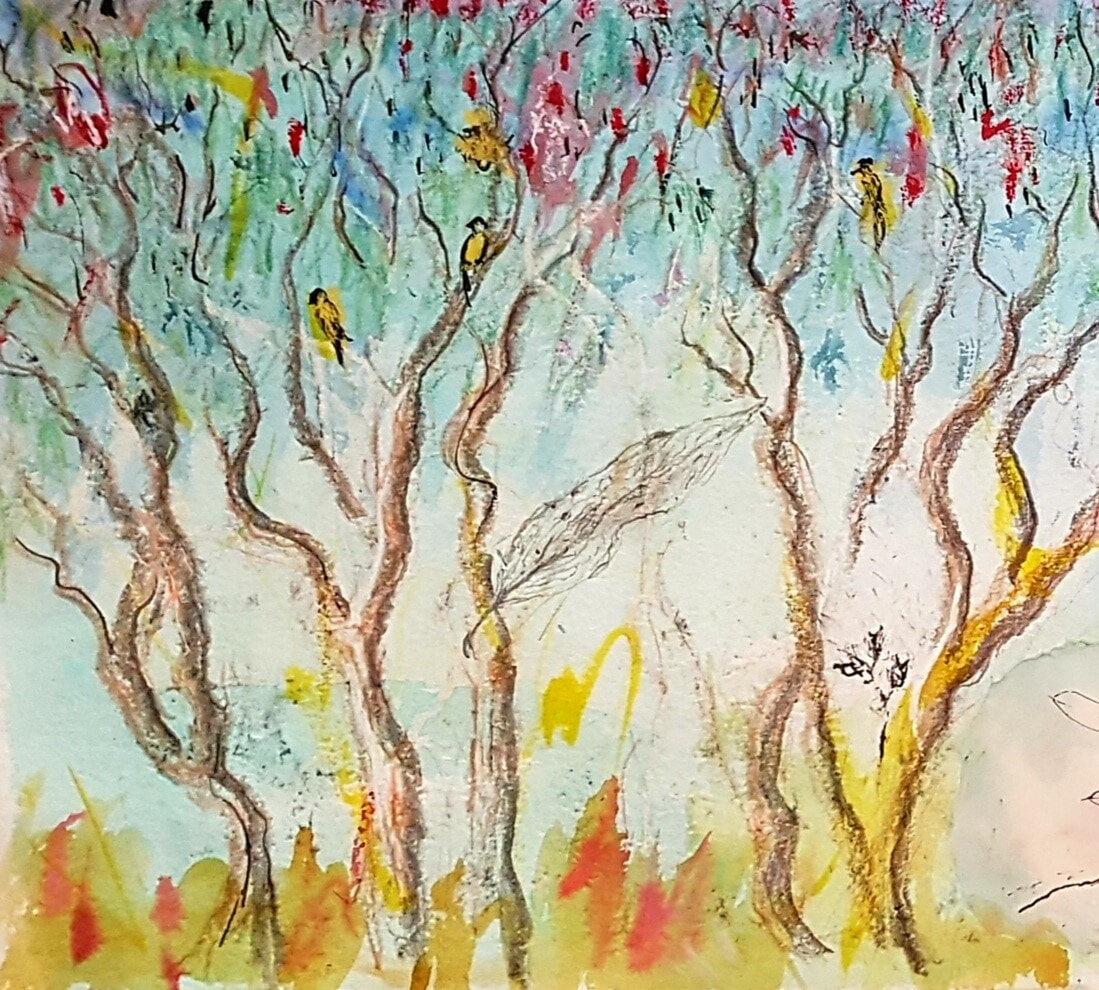 JeanMcArthur-SALA-Branchlife-mixedmedia